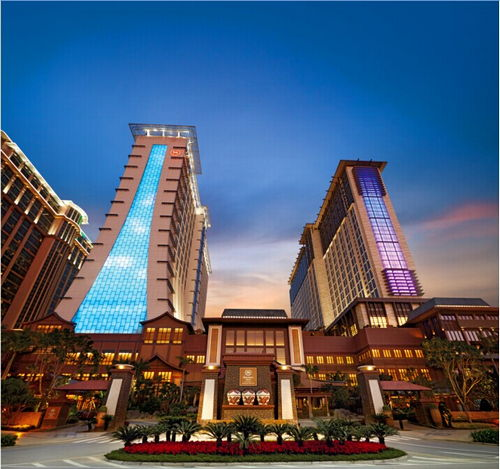 Sheraton Macao Hotel