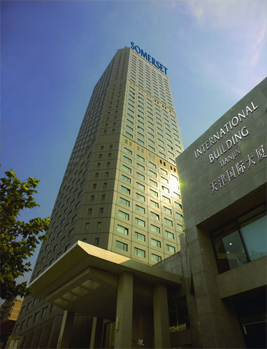 Somerset International Building - Tianjin