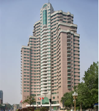 Somerset Olympic Tower - Tianjin