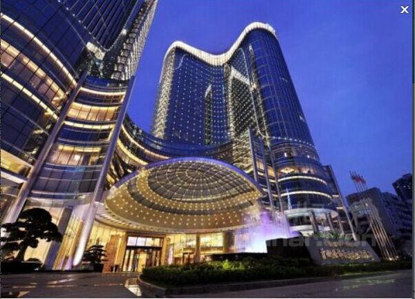 Sofitel Guangzhou Sunrich - Guangzhou