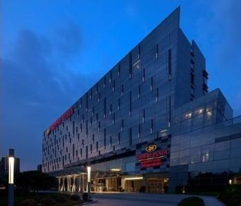 Crown Plaza Hotel - Guangzhou