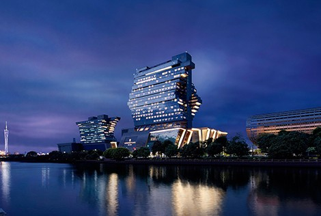 Guangzhou Langham Place Hotel