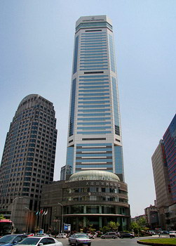 Intercontinental Hotel - Dalian
