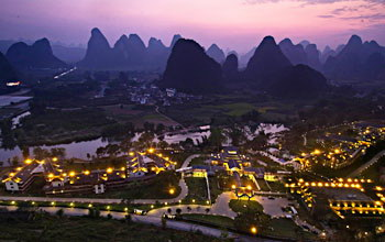 Riverside Resort Hotel - Yangshuo