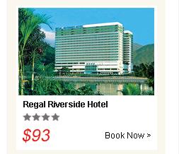 Regal Riverside Hotel